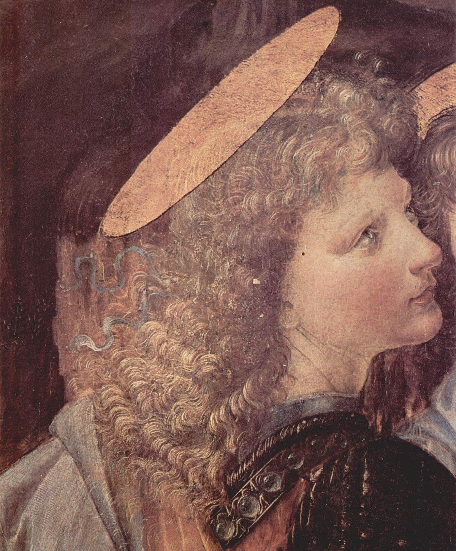 Bautismo de Cristo (Verrocchio) - Wikipedia, la