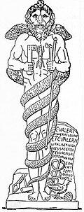 Leontocephaline-Ostia