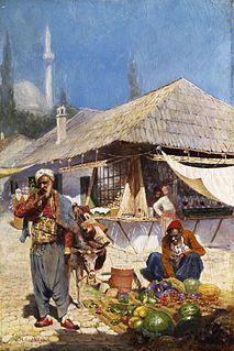 Alphons Leopold Mielich Austrian painter