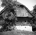 """Lesena hiša 1789, """"Kadaljetov grad"""", Vrbičje 1948.jpg"""