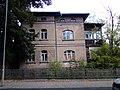 Letzter Wohnort Wilhelm Wundts, Straßenansicht, Großbothen.jpg