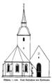 Levern Ev. Kirche Ostseite Ludorff.png