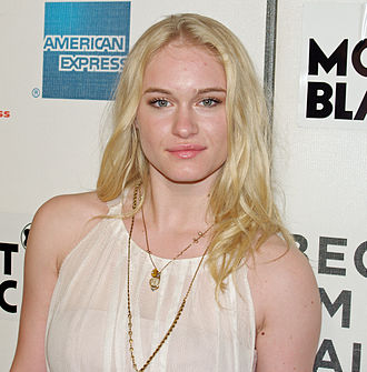 Leven Rambin - Rambin at the premiere of War, Inc. at the 2008 Tribeca Film Festival.