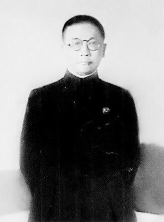 Li Kenong - Li in Shanghai