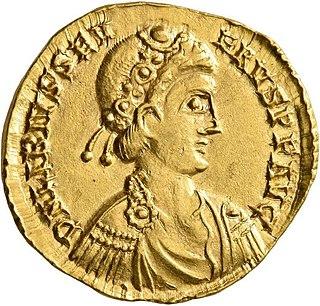 Libius Severus Roman emperor from 461 to 465