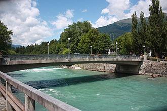 Lienz - Pfarrbrücke bridge