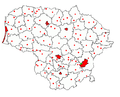Lietuva All Cities without names.png