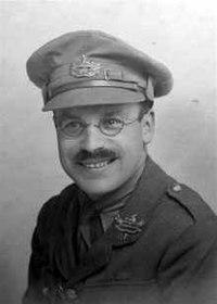 Lieutenant FW Harvey DCM