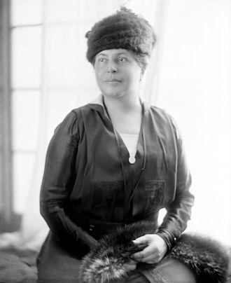 Lillian Wald - Image: Lillian Wald
