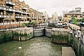 Limehouse Basin Entrance Lock - geograph.org.uk - 129004.jpg