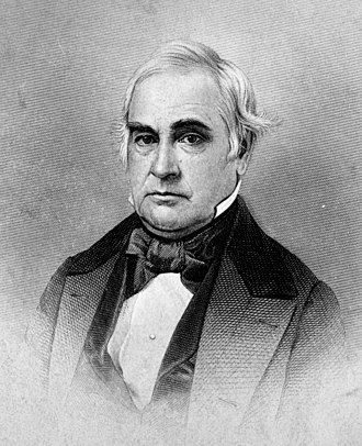 Lincoln Clark - State Historical Society of Iowa illustration.