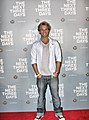Lincoln Lewis at 127 hours red carpet premiere.jpg