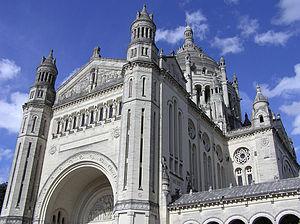 Basilique de Sainte-Thérèse