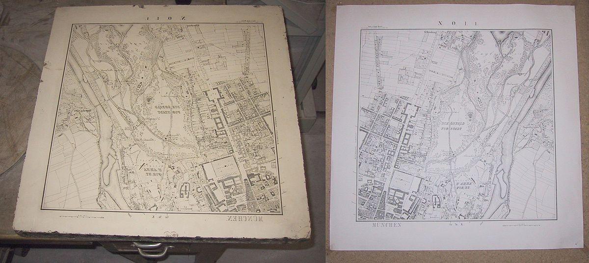 lithographie  u2014 wiktionnaire
