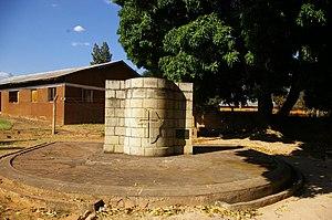 Ujiji - Image: Livingstone Memorial, Tanzania