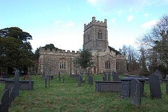 Llandygai - St. Tegais Church