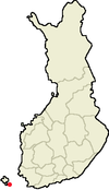 Location of Föglö in Finland.png