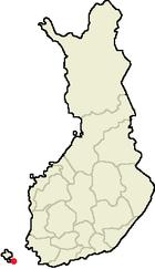 Location of Föglö in Finland.png