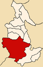 Location of the province Lucanas in Ayacucho.png