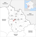 Locator map of Kanton Poitiers-1 2019.png