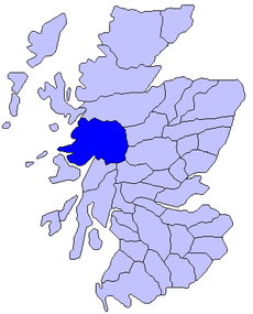 Lochaber Scotland Map.Lochaber Wikipedia