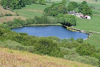 Lochspouts - Lochspouts Loch and farm