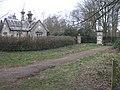 Lodge and Gate - geograph.org.uk - 153427.jpg