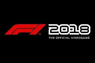 F1 2018 (video game) - Image: Logo des Videospiels F1 2018