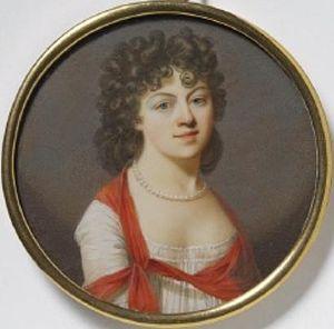 Lolotte Forssberg - Image: Lolotte Forsberg about 1790
