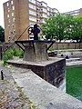 London, disused Dock No 3 at Woolwich Dockyard 03.jpg