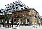 London-Woolwich, Royal Arsenal, Major Draper St, Cafe 2