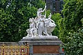 "London - Kensington Gardens - Albert Memorial 1875 - View South on ""America"" group.jpg"