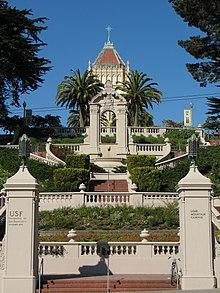 University Of San Fransisco >> University Of San Francisco Wikipedia