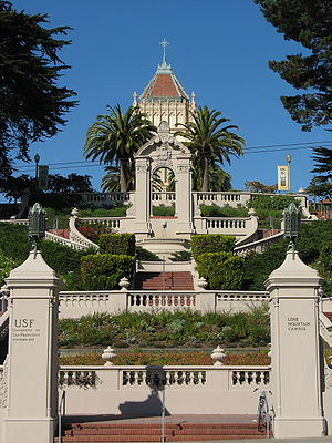University of San Francisco - Lone Mountain campus