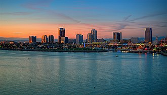 Downtown Long Beach - Downtown Long Beach.