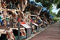 Long stretch of dioramas depicting Virtues and Vices, Haw Par Villa (14607158060).jpg