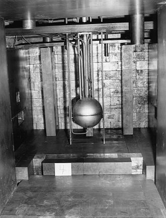 Donald William Kerst - The Water Boiler, an aqueous homogeneous reactor at the Los Alamos Laboratory, was the first reactor to use enriched uranium as a fuel