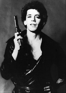 Lou Reed American musician, recording artist, singer-songwriter