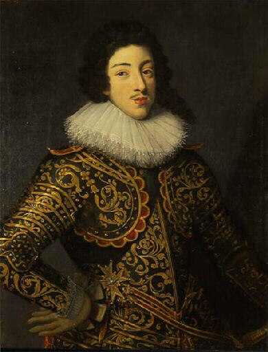 Louis-XIII by-Franz-II-Pourbus