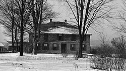 Louis Bevier House, State Route 213 Vicinity, Marbletown (Ulster County, New York).jpg