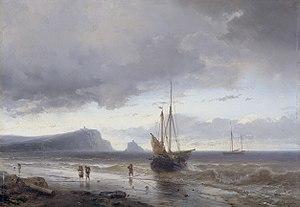 Louis Meijer - Image: Louis Meijer Langs de kust
