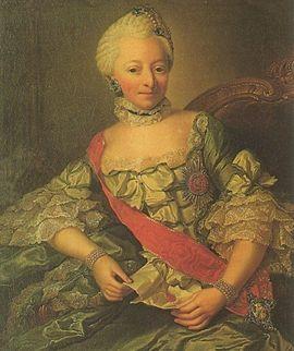 Luise Friederike, Mecklenburg-Schwerin, Herzogin