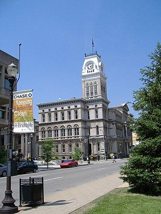 Louisville City Hall - Image: Louisville City Hall 1