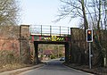 Low railway bridge, Ashurst - geograph.org.uk - 1622277.jpg