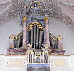 Ludwig Mooser- Sebastiaan F. Blank; St. Laurentius (Altheim) 1845 1994 1.jpg