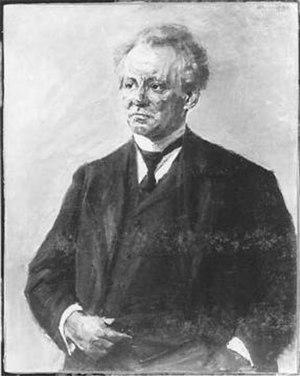 Ludwig Borchardt - Image: Ludwig borchardt
