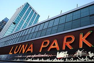Estadio Luna Park - Image: Luna Park icono porteño