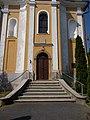 Lutheran Church (1800), detail - 2016 Bonyhad.jpg