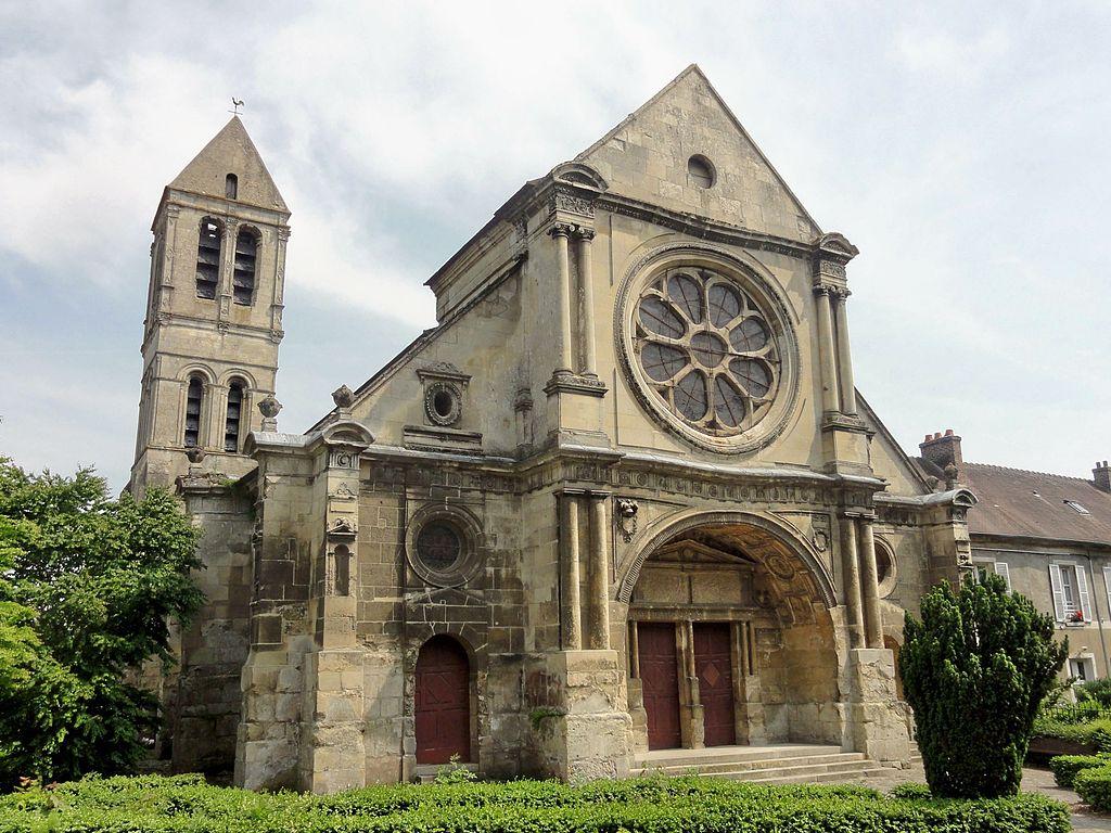 Bon Vendredi 1024px-Luzarches_%2895%29%2C_%C3%A9glise_Saint-C%C3%B4me-Saint-Damien%2C_fa%C3%A7ade_occidentale_3