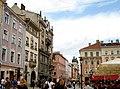 Lwów , Polish , Lviv , Львов - Rynek - Market Square - panoramio (1).jpg